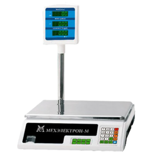Торговые весы ВР 4900-30-5 САБ05