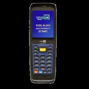 Терминал сбора данных CipherLAB 9200-2D ALCO для ЕГАИС