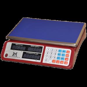 Весы торговые ВР 4900-30-5 АБ-04М