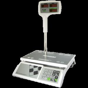 """Весы торговые M-ER 326ACPX-32.5 """"Slim'X"""" LCD"""